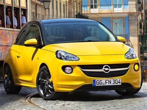 opel adam buick the 2018 opel adam may be the us market buick carbuzz