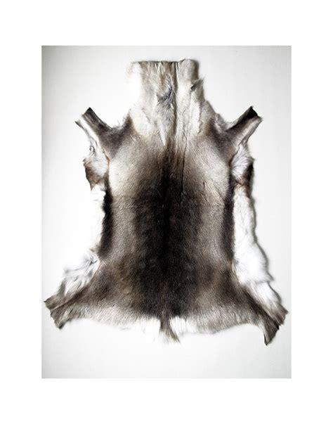 Faux Reindeer Rug large reindeer skin rug reindeer hide rug reindeer rug
