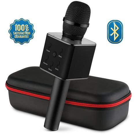 wireless microphone karaoke mic lifier machine