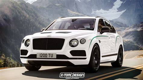 bentley bentayga render bentley bentayga gt3 suv racing series 17 photos car