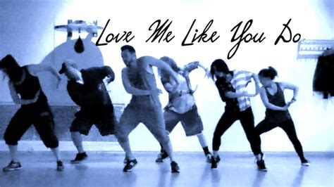 tutorial dance love me like you do love me like you do ellie goulding fifty shades of