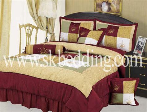 Patchwork Comforter Set - china patchwork comforter bedding set sk p026 china