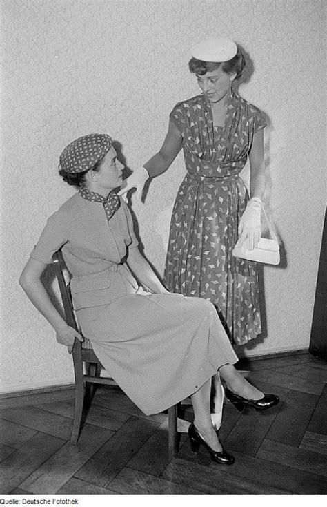 fashion history s clothing of the 1950s bellatory