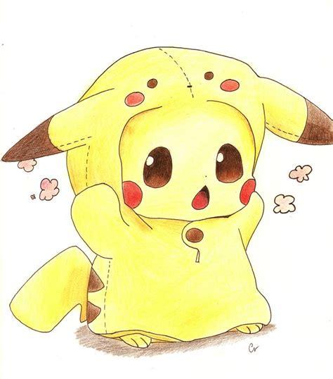 cute pikachu cute pikachu with hat by wallpapers for gt cute baby pikachu wallpaper cute