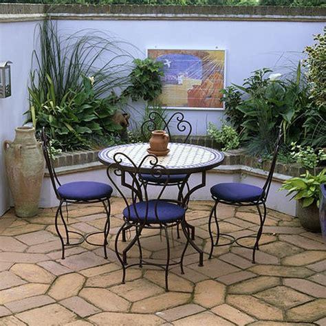 Moroccan Style Garden Terrace Garden Furniture Moroccan Outdoor Furniture