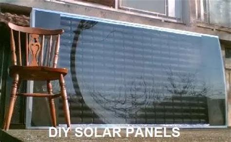 Aluminum Screen Solar Furnace - reupcycling 5 ways to reuse aluminum or tin cans