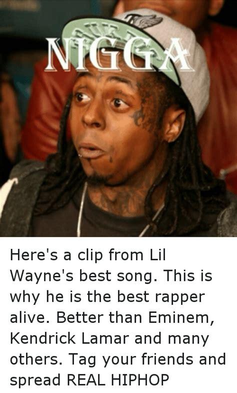 best rapper alive lil wayne the best rapper alive vol 4