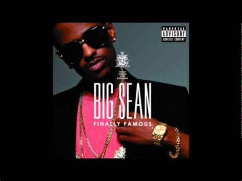 1 big sean intro finally famous youtube my house big sean finally famous youtube