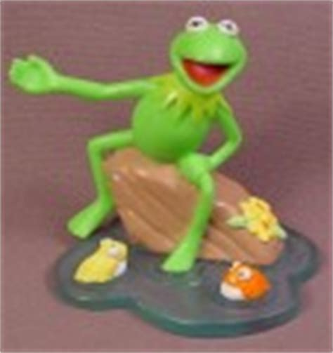 frog rubber st sesame 1996 the count rubber figure with bendable