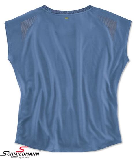 Bmw 2 Sides Tshirt Size L 80 14 2 445 967 t shirt bmw active blue funktional size l