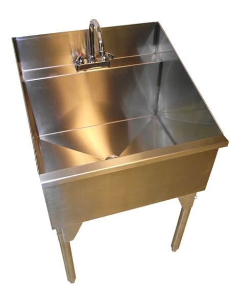 stainless steel utility sink with legs ridalco store laundry sinks
