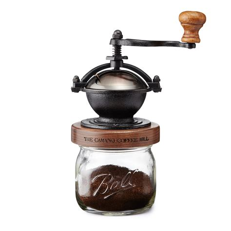 STEAMPUNK COFFEE MILL   coffee grinder, cast iron   UncommonGoods