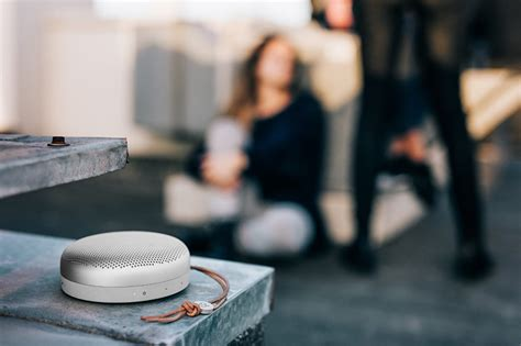 Smart A1 By Manz Shop b o play beoplay a1 portable speaker by cecilie manz