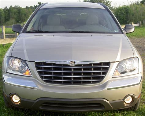 2005 Chrysler Pacifica Touring Reviews by 2005 Chrysler Pacifica Touring News Reviews Msrp