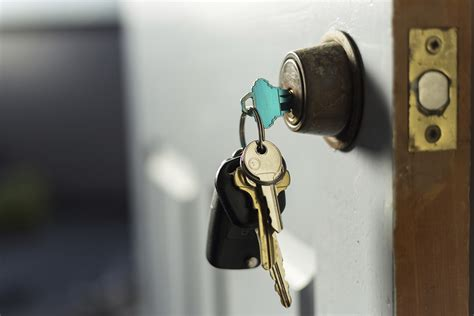 changing locks when buying a house things everyone must know before moving into a new home