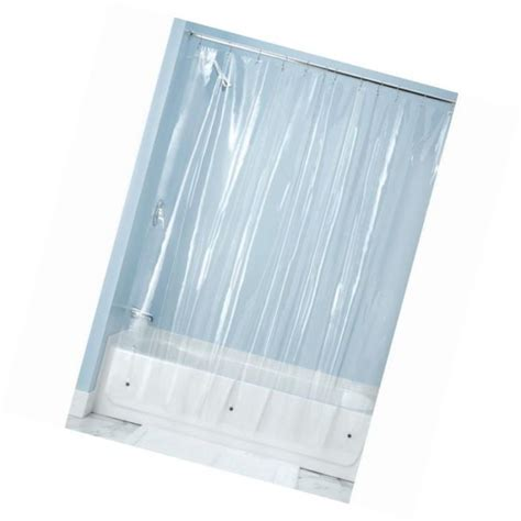 clear shower curtain liner extra long extra long shower curtain liner for sale classifieds