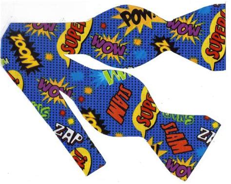 Tiezig Doodle novelty stuff bow ties bow tie expressions