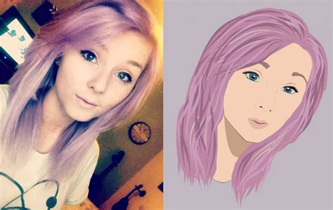 draw yourself illustrator illustrator and photoshop tutorial draw yourself as a