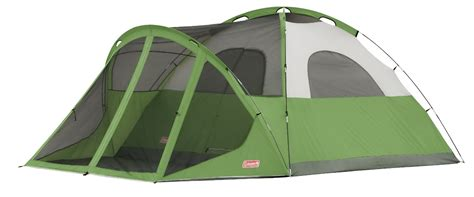 3 Room Tent With Screened Porch by Coleman Evanston Tent Cetent