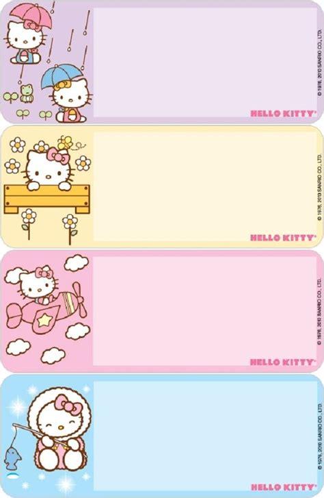 free printable stickers hello kitty hello kitty sticker template hello kitty sticker template