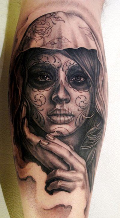 tattoo nightmares day of the dead deadly day of the dead girl tattoo there s just