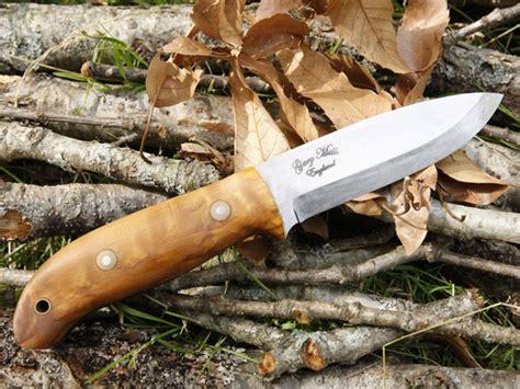 timberwolf bushcraft knife 絵描きゴトキャンプゴト the timberwolf bushcraft knife review
