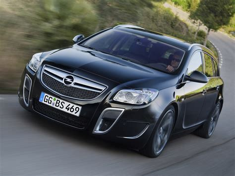 Opel Insignia Opc by Opel Insignia Opc Sports Tourer 2009