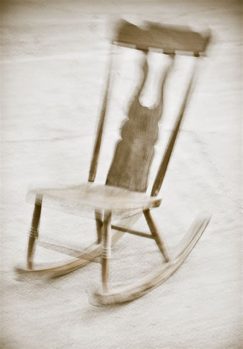Haunted Chair haunted rocking photography chair sepia by brandmojoimages