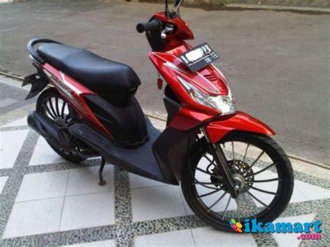 Sparepart Honda Beat 2010 honda beat 2010 merah istimewa motor