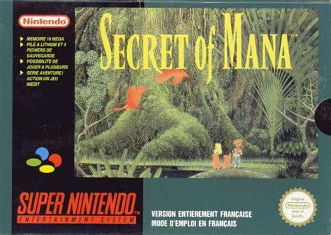 Secrets Of European by Secret Of Mana Europe Rom Gt Snes Nintendo