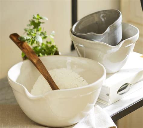 rhodes stoneware mixing bowls set   mixing bowls