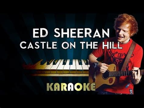 download mp3 ed sheeran castle on the hill ed sheeran castle on the hill piano karaoke