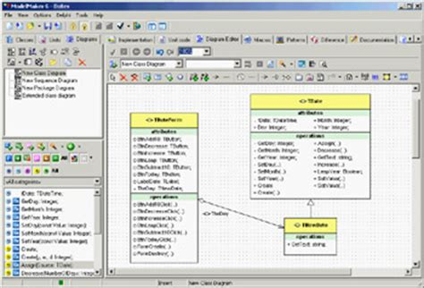 Delphi Object Tutorial | modeling and uml chapter 11 modeling and oop