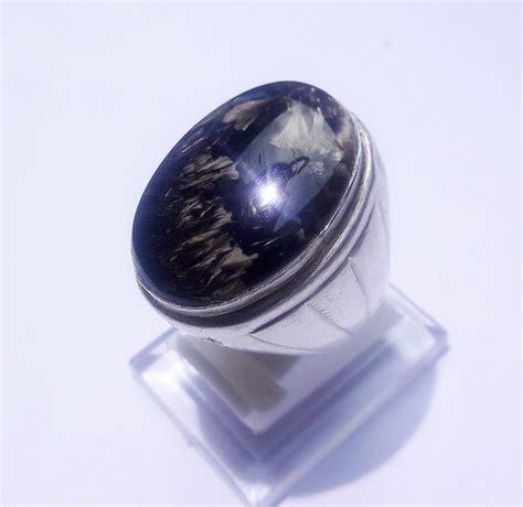 Batu Akik Bulu Macan Biru mengenal aneka batu akik berharga fantastis