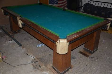 brunswick pool table model names help identifying brunswick table azbilliards com