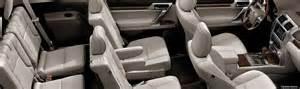 Lexus Gx Captains Chairs 2017 Lexus Gx Luxury Suv Comfort Design Lexus