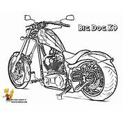 Motorcycle S  Free Coloring Pages On Art