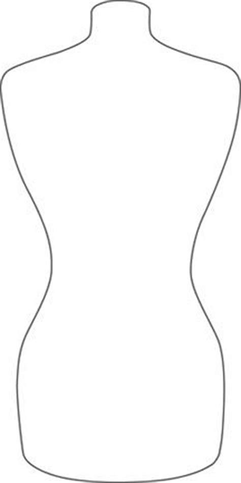 dress form template 1000 images about mannequins on dress form