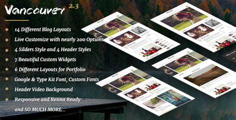 jekyll multiple layout vancouver multiple layouts wordpress blog theme