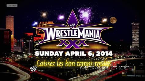 theme song wrestlemania 30 wwe wrestlemania 30 xxx 1st official theme song