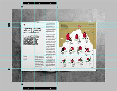 magazine layout design rules what makes a good magazine layout the bottom line