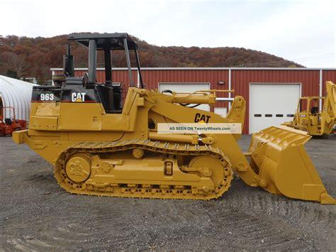 caterpillar  crawler loader uc  good shape big machine ready