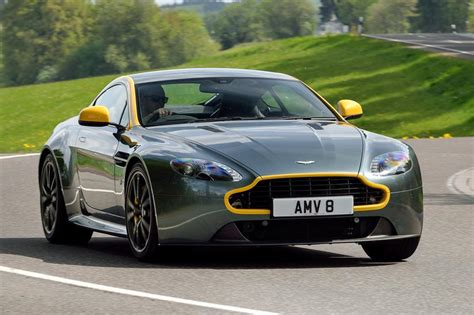 Aston Martin V8 Price by Aston Martin V8 Vantage N430 Review Price And Specs Evo