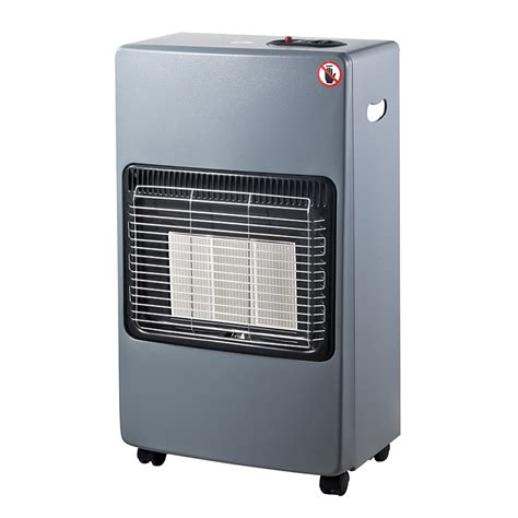 Heater Indoor Indoor Gas Heater Ceramic Tile Blue Infrared Room