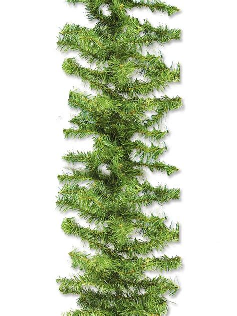 canadian pine garland 2 7m garlands wreaths tinsel
