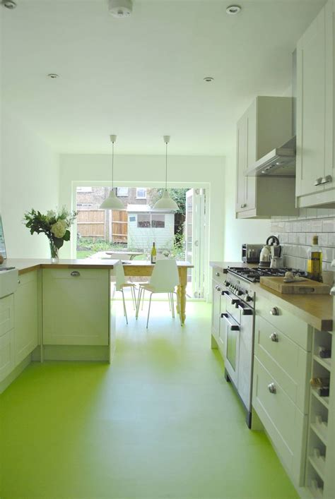 green kitchen floor 11 best images about stencilled floors on