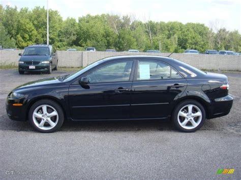 2008 mazda 6 colors 2008 onyx black mazda mazda6 i touring sedan 33803184