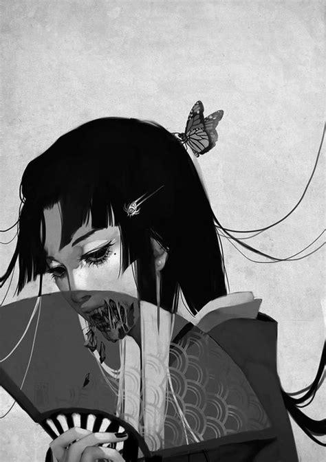 anime art dark dark anime art tumblr
