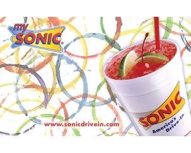 Sonic Gift Cards Walmart - 25 sonic gift card quibids com