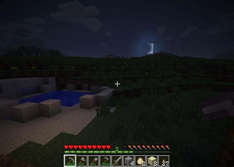 minecraft boat night minecraft review pc arcadelife life vs video games